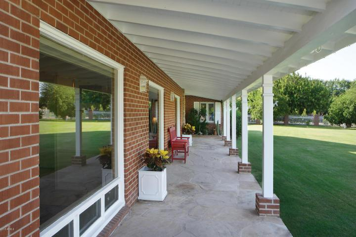 5706 N. Central Ave - porch
