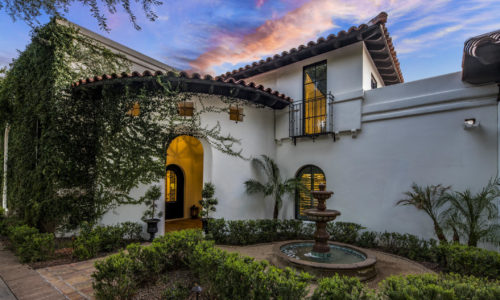 North Central Phoenix Luxury Home For Sale | 6738 N. Central Avenue, Phoenix