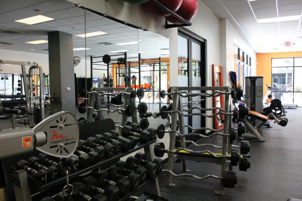 north central phoenix gym