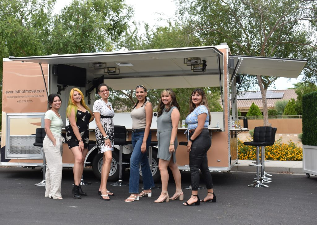 events that move mobile event planner phoenix, az Spreading the Local Love   Events That Move