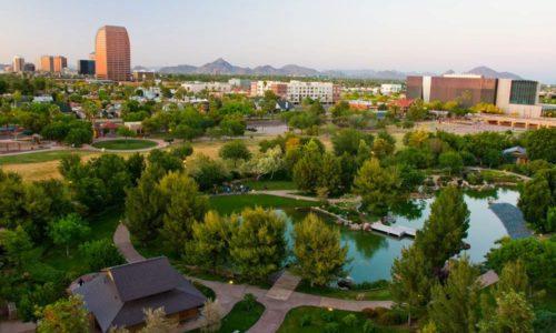 Margaret T Hance Park - Phoenix AZ
